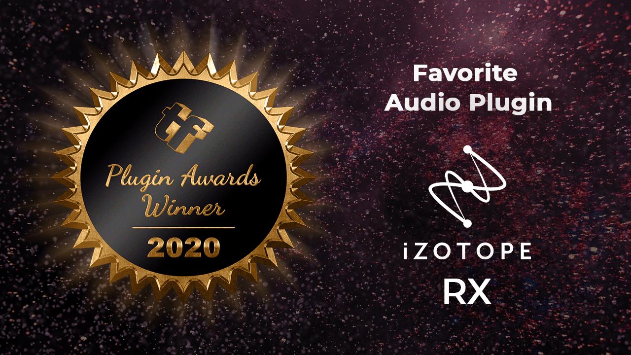 Favorite Audio Plugin: Toolfarm Plugin Awards 2020