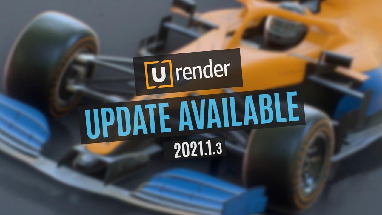u-render v2021