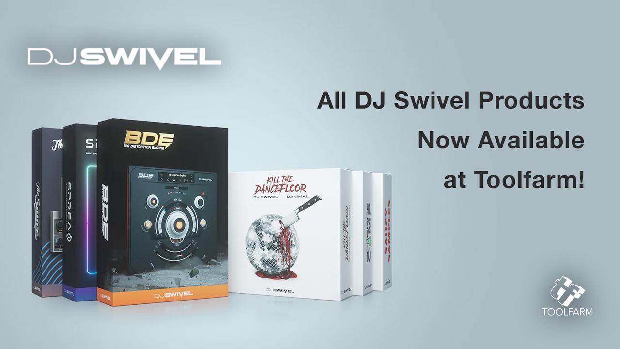 dj swivel all products