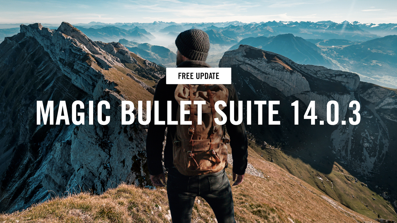 magic bullet suite update