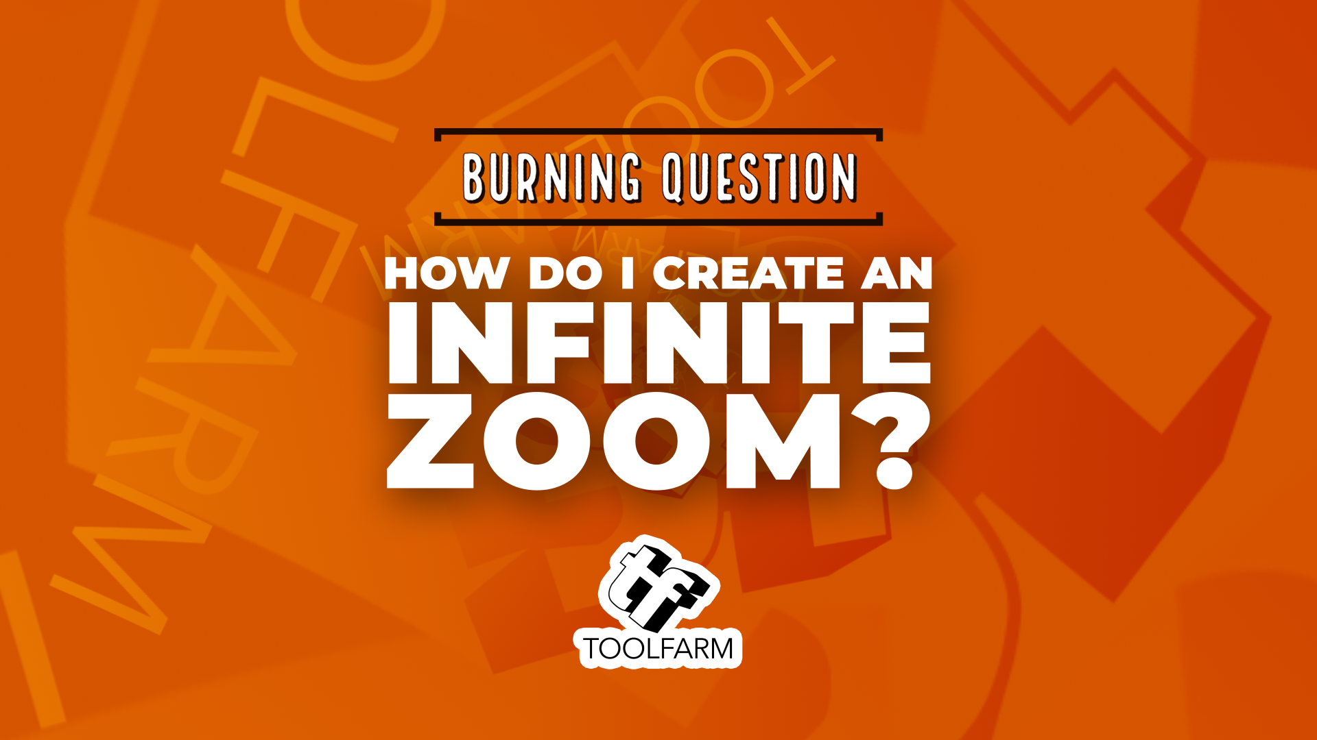 An infinite zoom is an effect that creates a seemingly endless camera zoom. Learn to create this eye catching effect in Adobe After Effects.