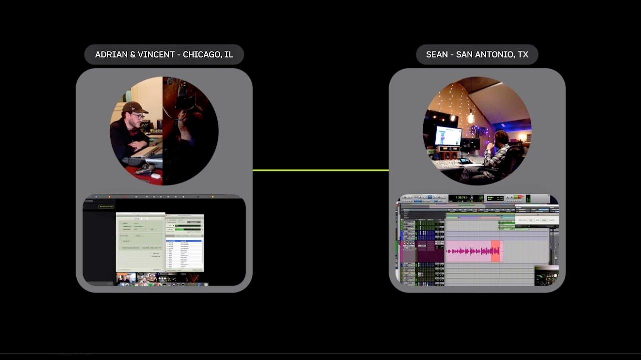 source-live remote overdub