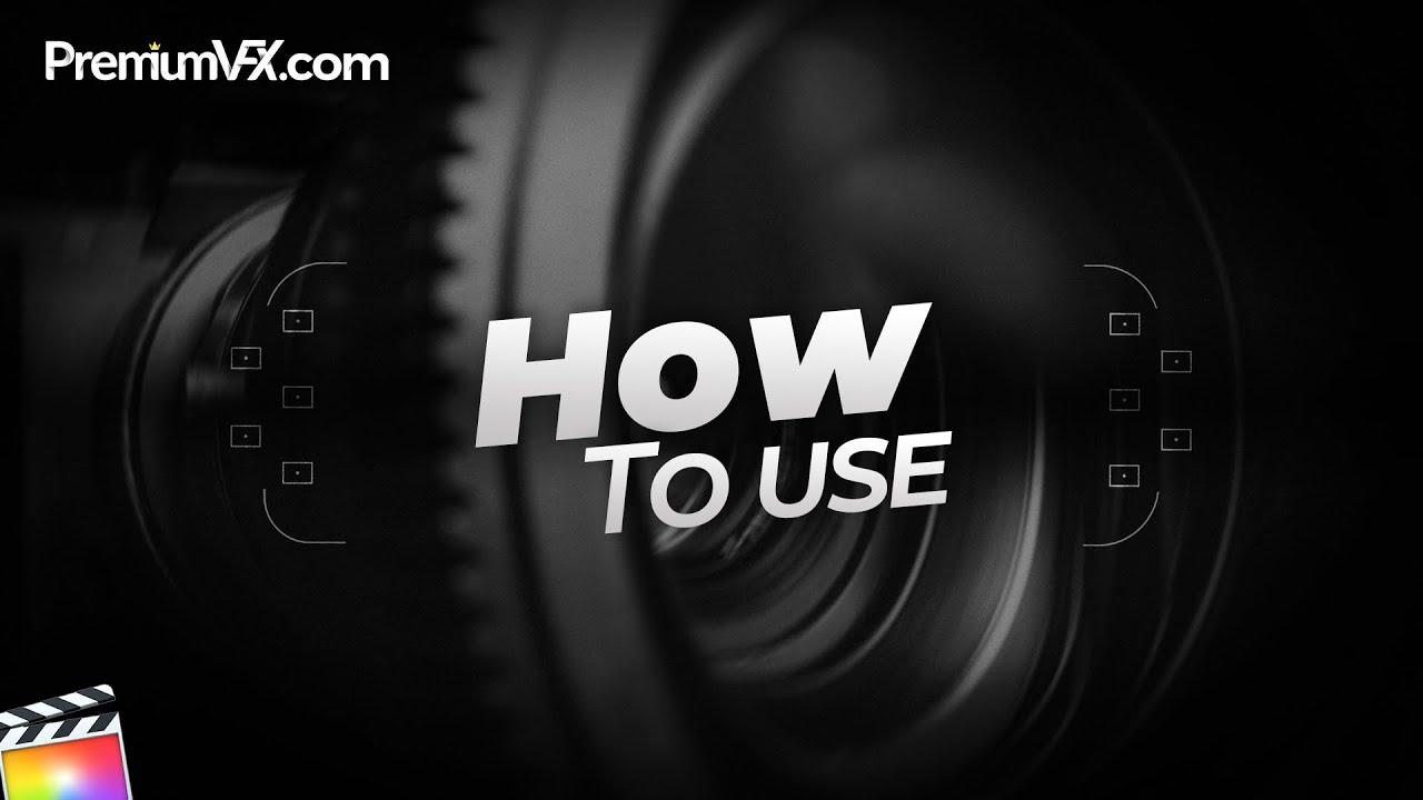 pvfx camera tools tut