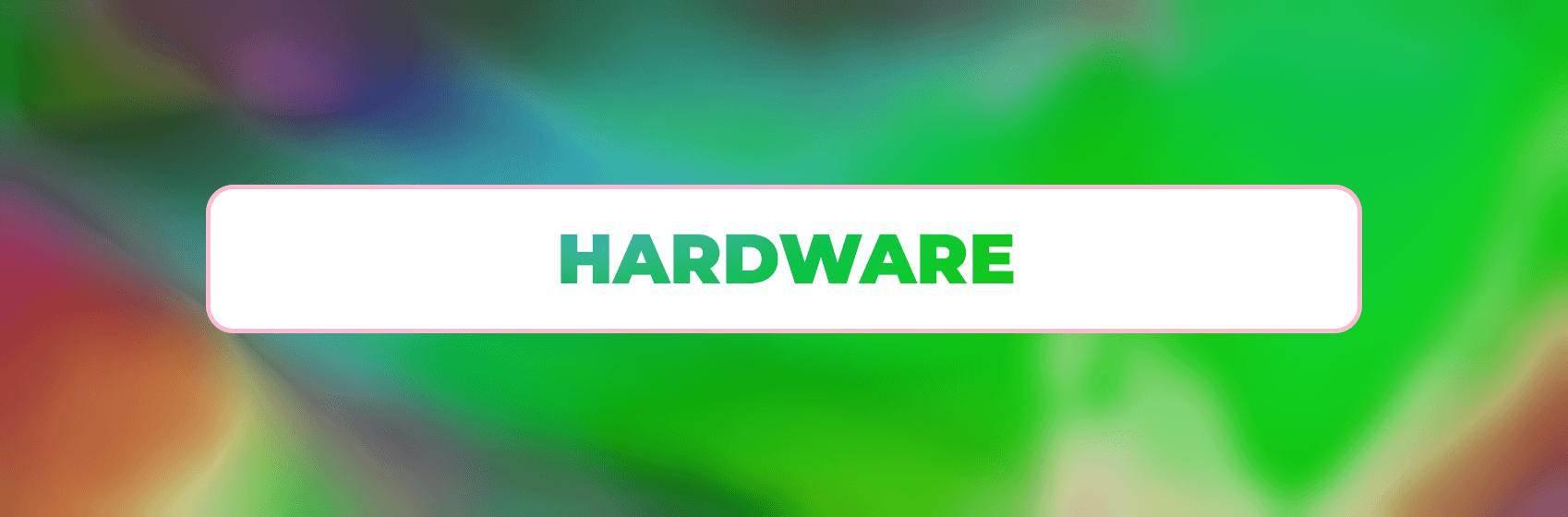 Hardware Title