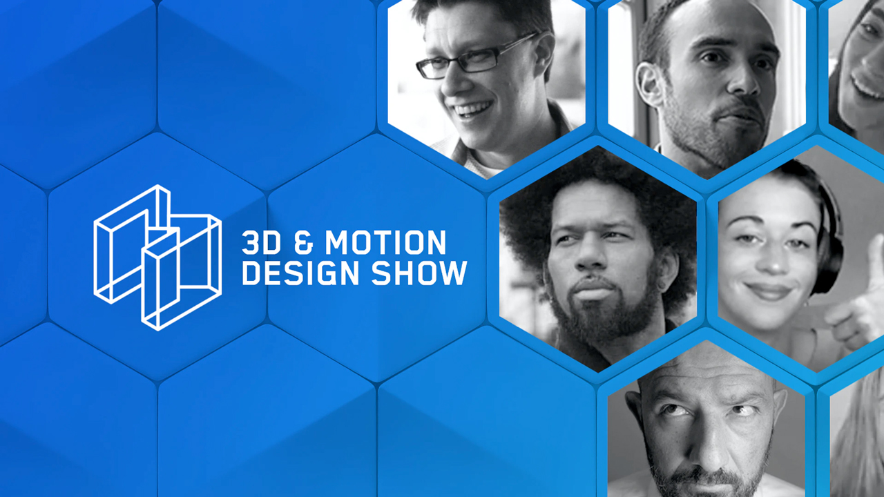 3d motion and design show march 2021