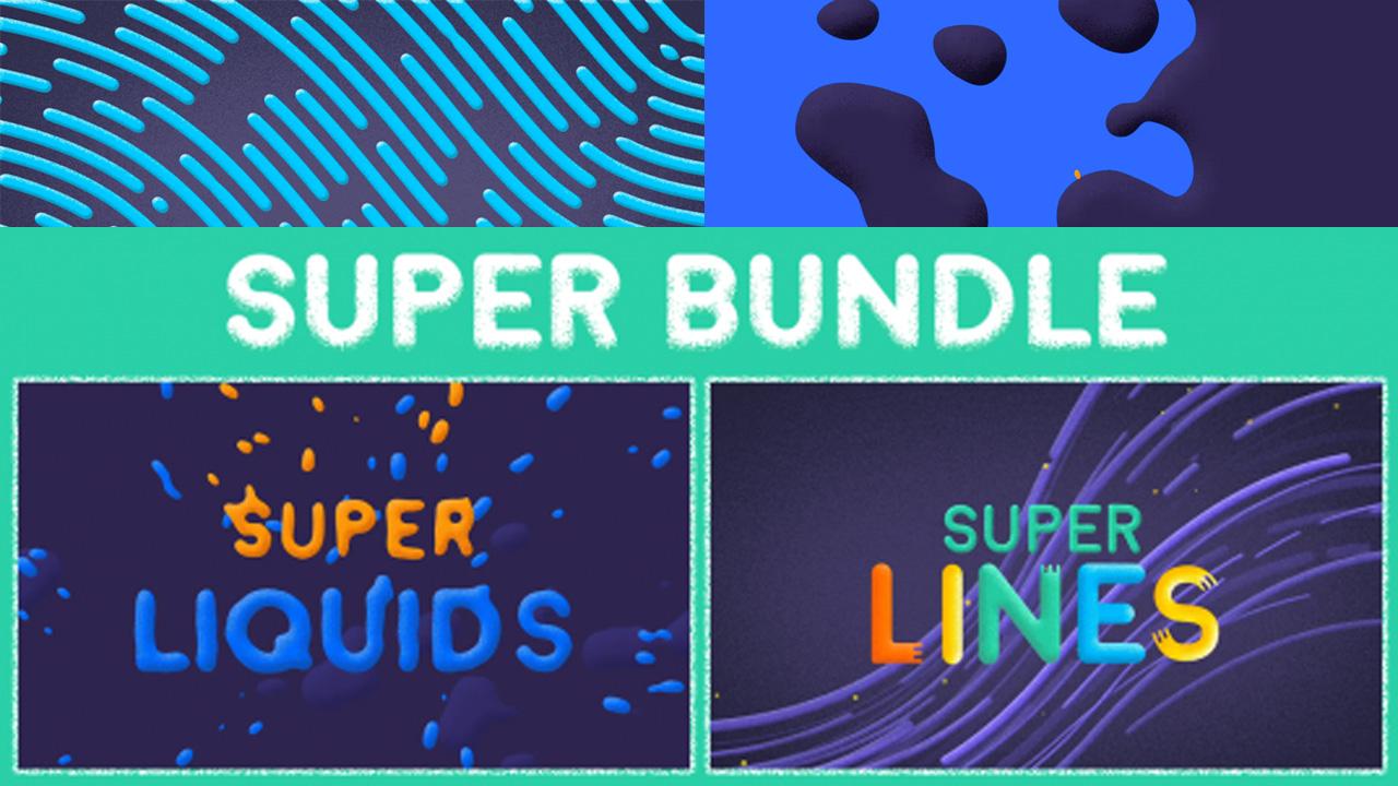 motion design school super bundle