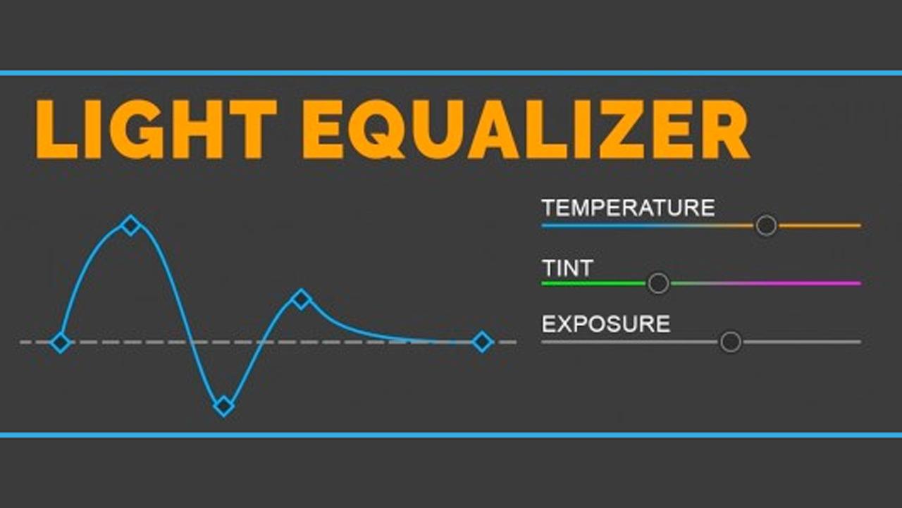 light equalizer