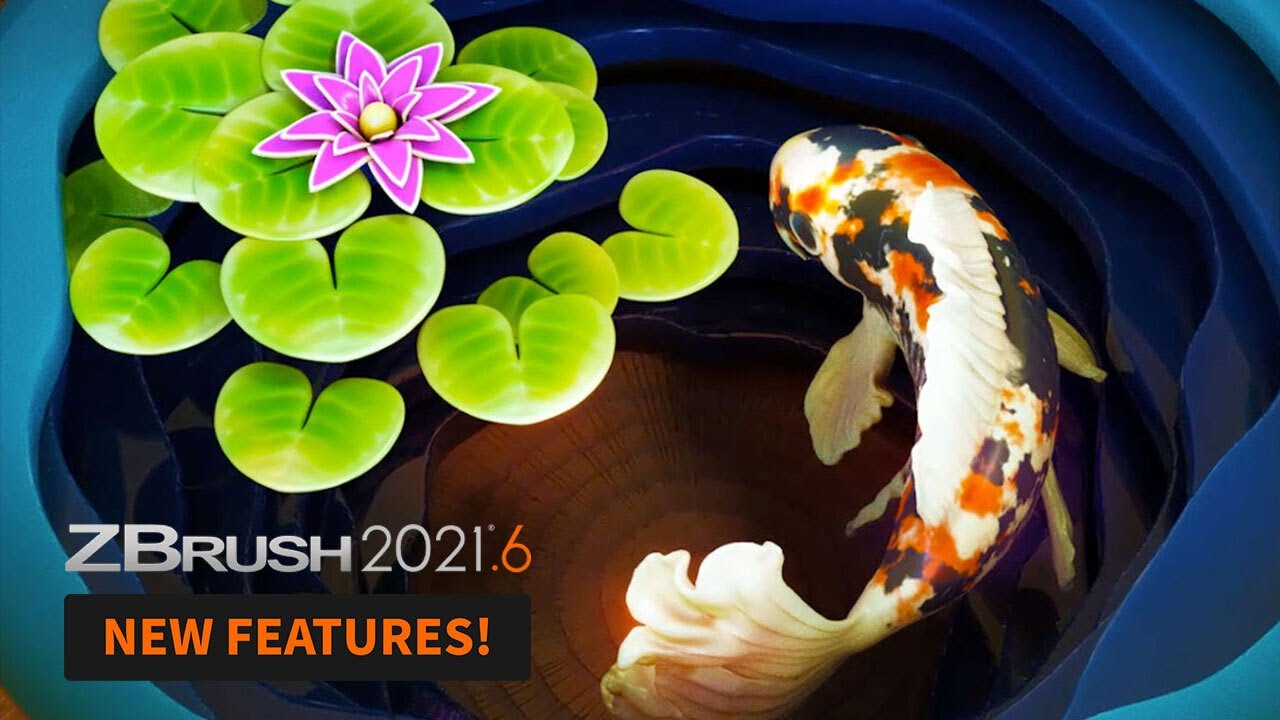 Master ZBrush 2021.6 Demo with Michael Pavlovich + ZBrush Live Video Series