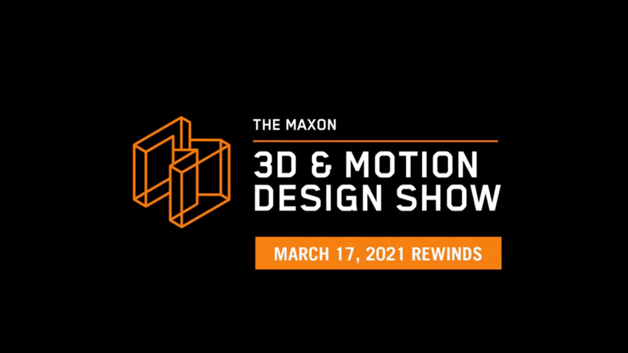 maxon 3d show replays