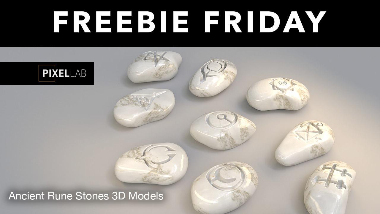 rune stones freebie