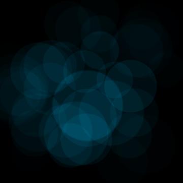 Lens Orbs or Textures on Lens