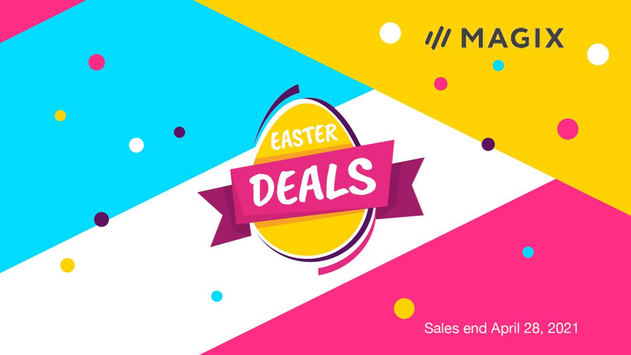 magix easter sales