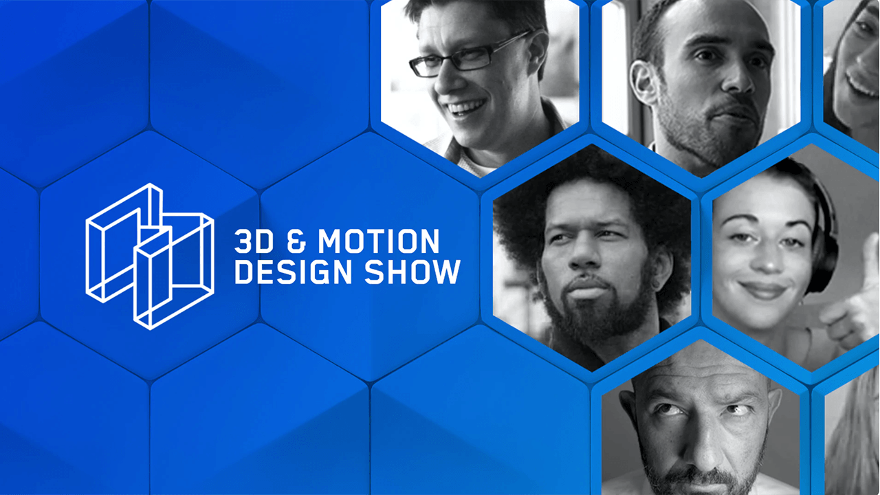 News: Maxon Announces April 3D & Motion Design Show April 2021