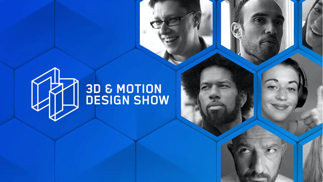 News: Maxon Announces April 3D & Motion Design Show April 2021