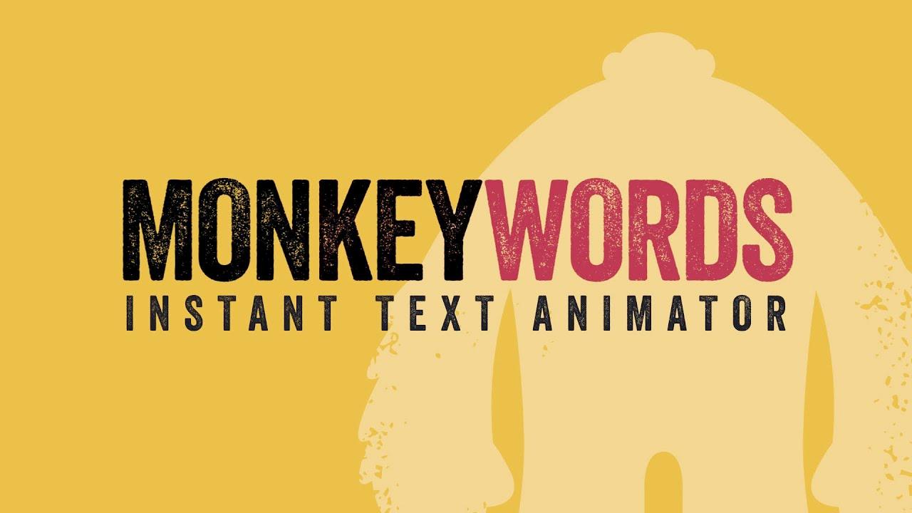 monkeywords