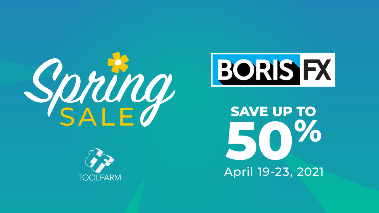 boris spring sale blog