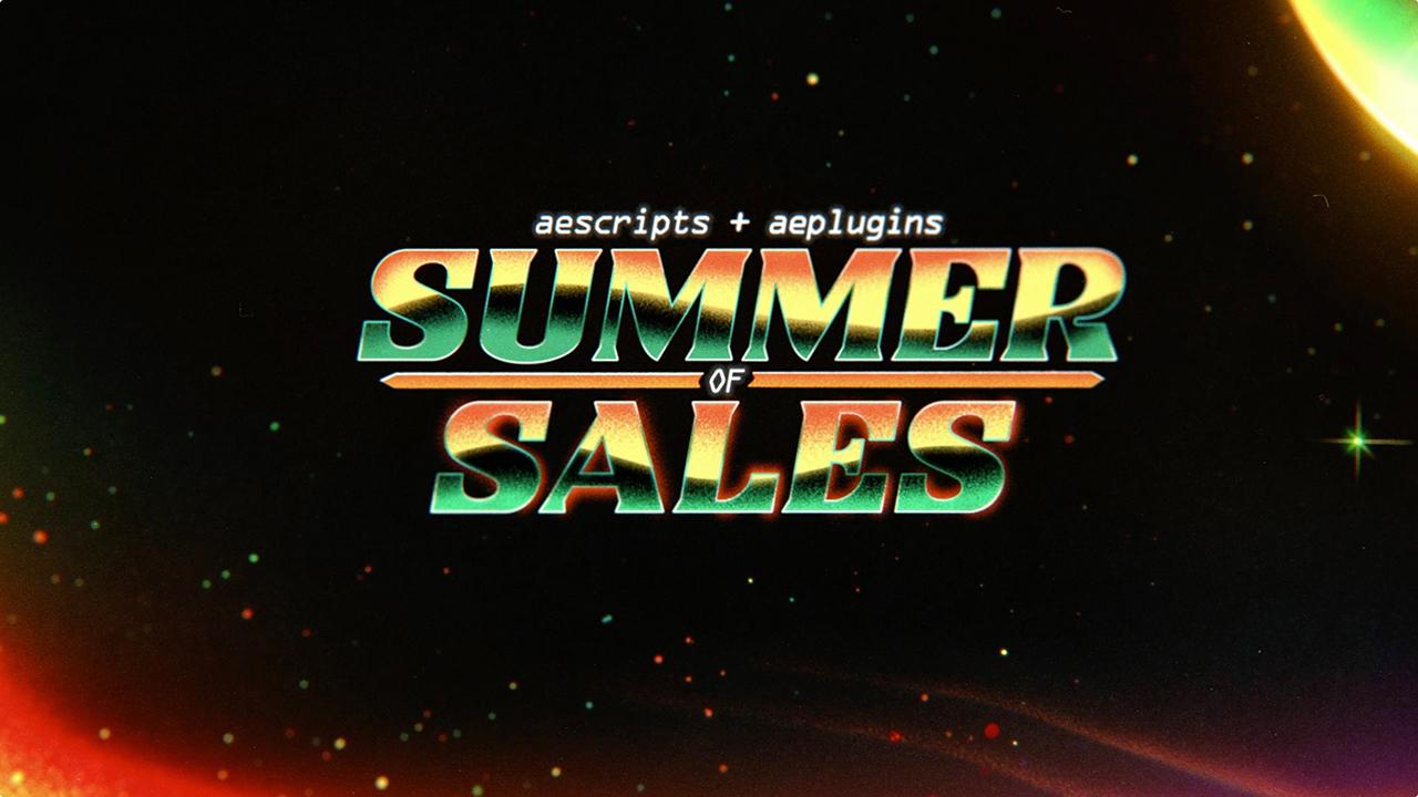 Summer of Sales 2021