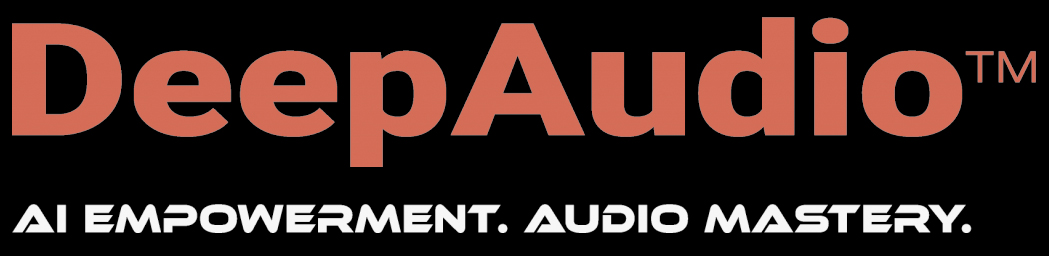 deepaudio logo