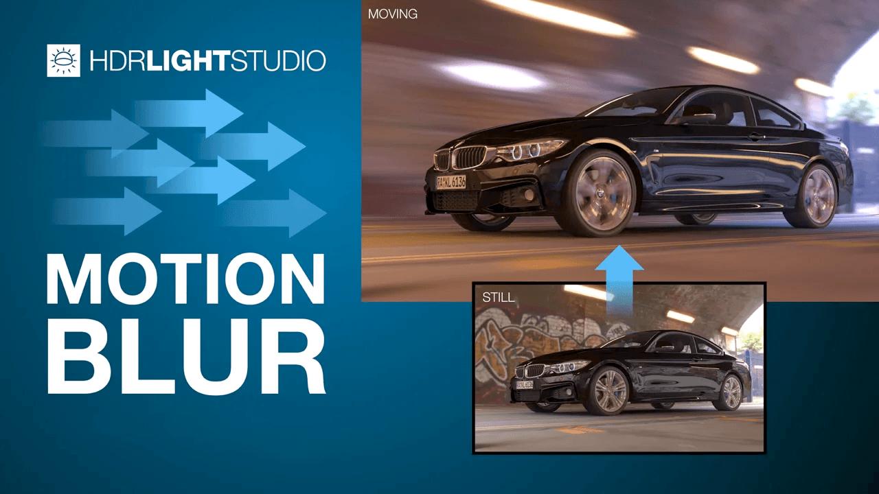 HDR Light Studio Motion Blur FiltHDR Light Studio Motion Blur Filter - 3 Part Tutorialer - 3 Part Tutorial