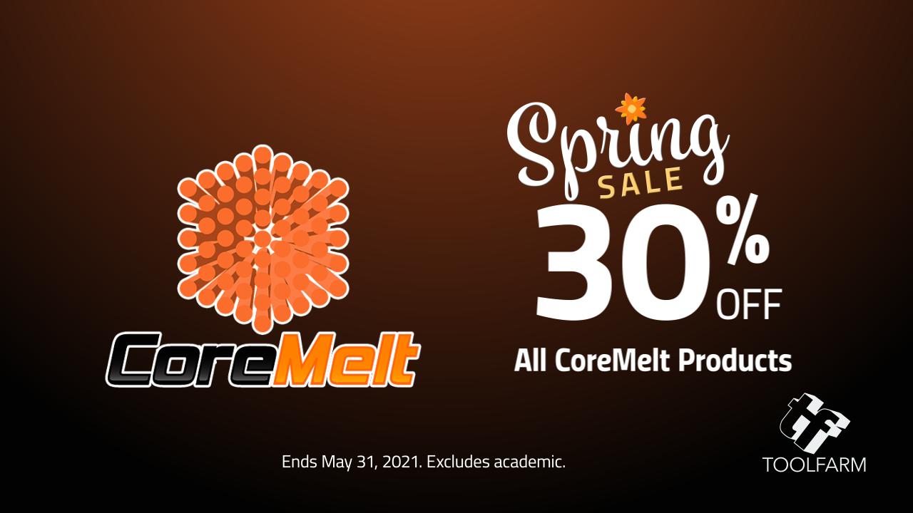 coremelt spring sale