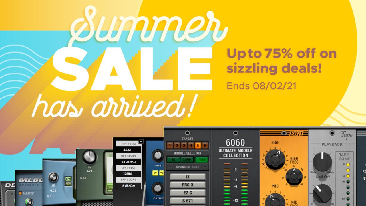 mcdsp summer sale