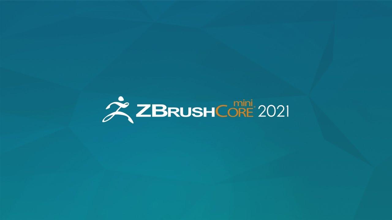Freebie: ZBrushCoreMini 2021, Free Sculpting Tool