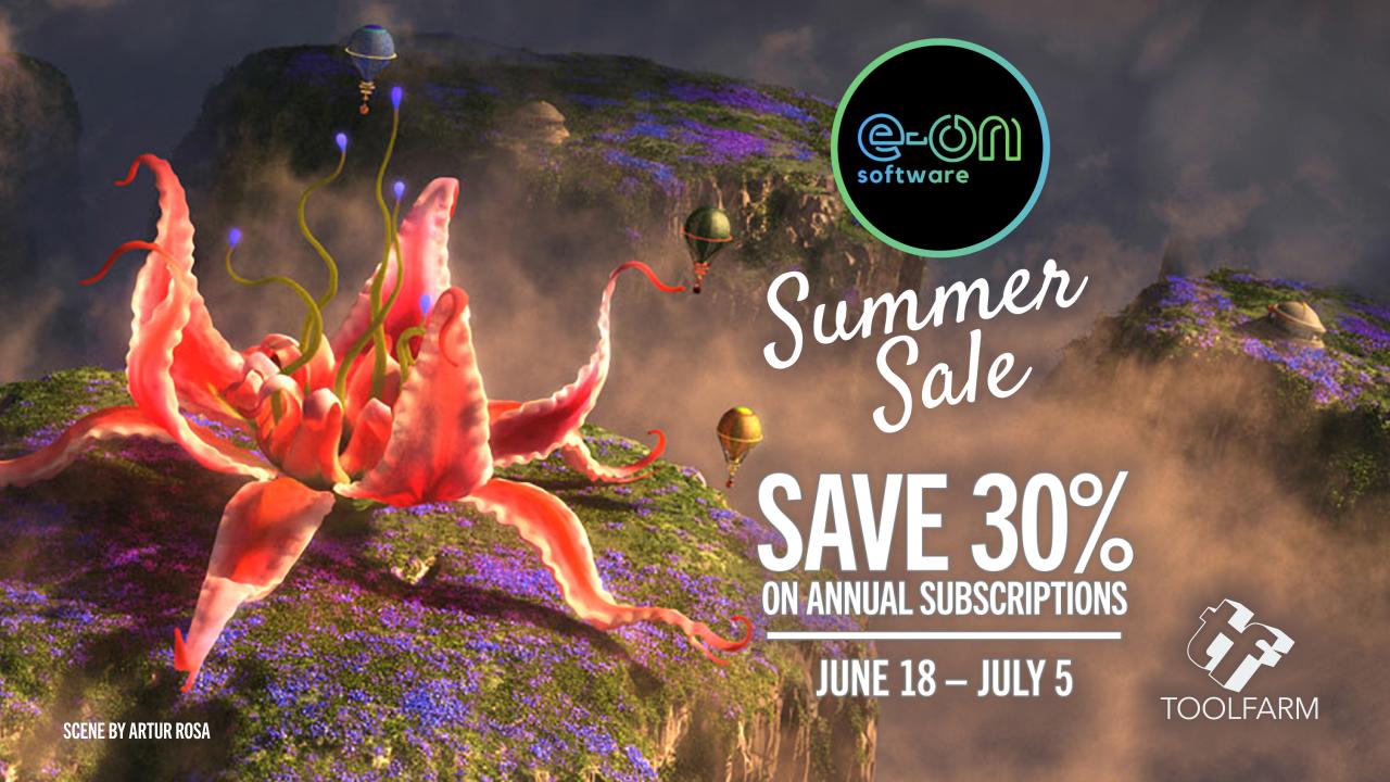 e-on summer sale
