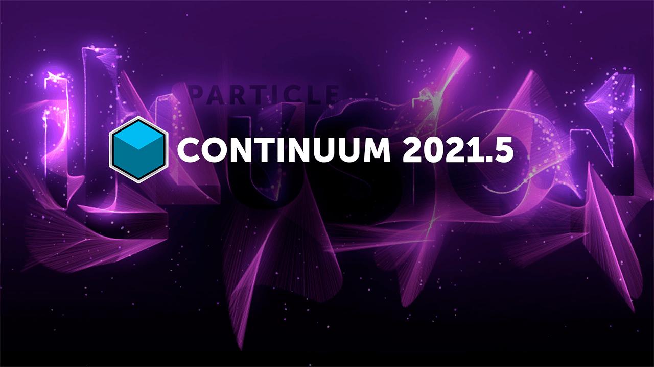 New: Boris FX Releases Continuum 2021.5 Released