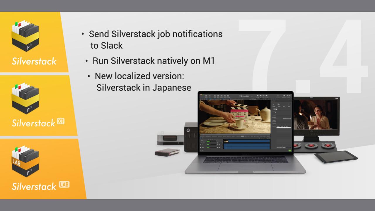 pomfort silverstack 7.4 update