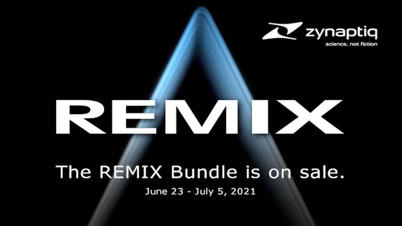 zynaptiq remix bundle sale