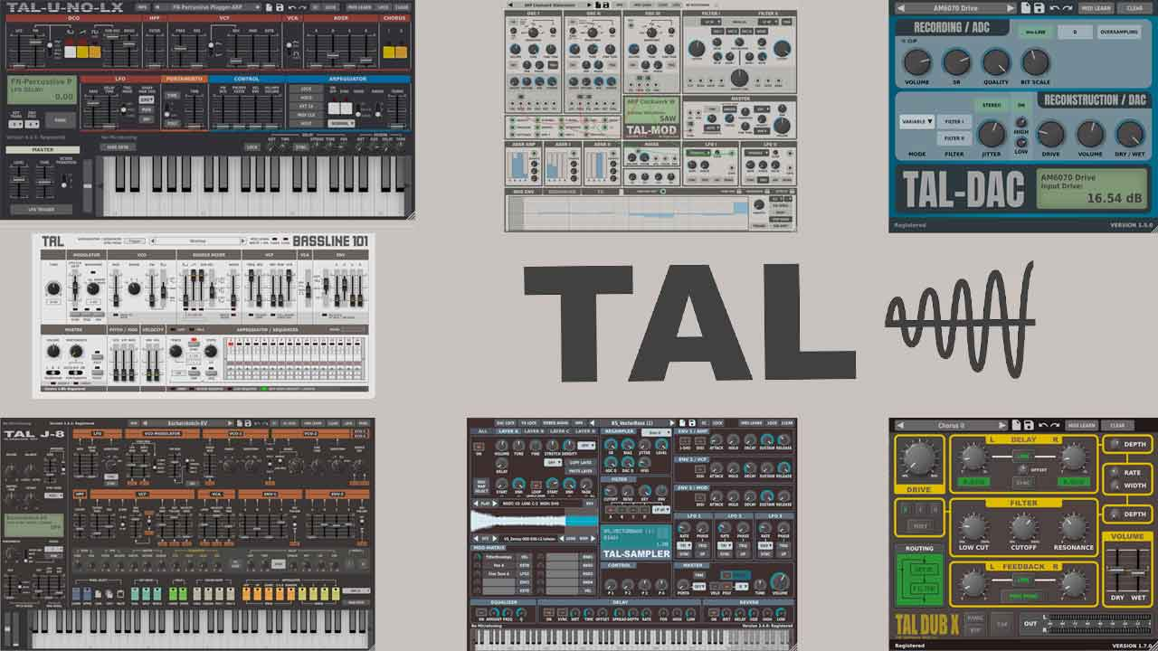 tal software products