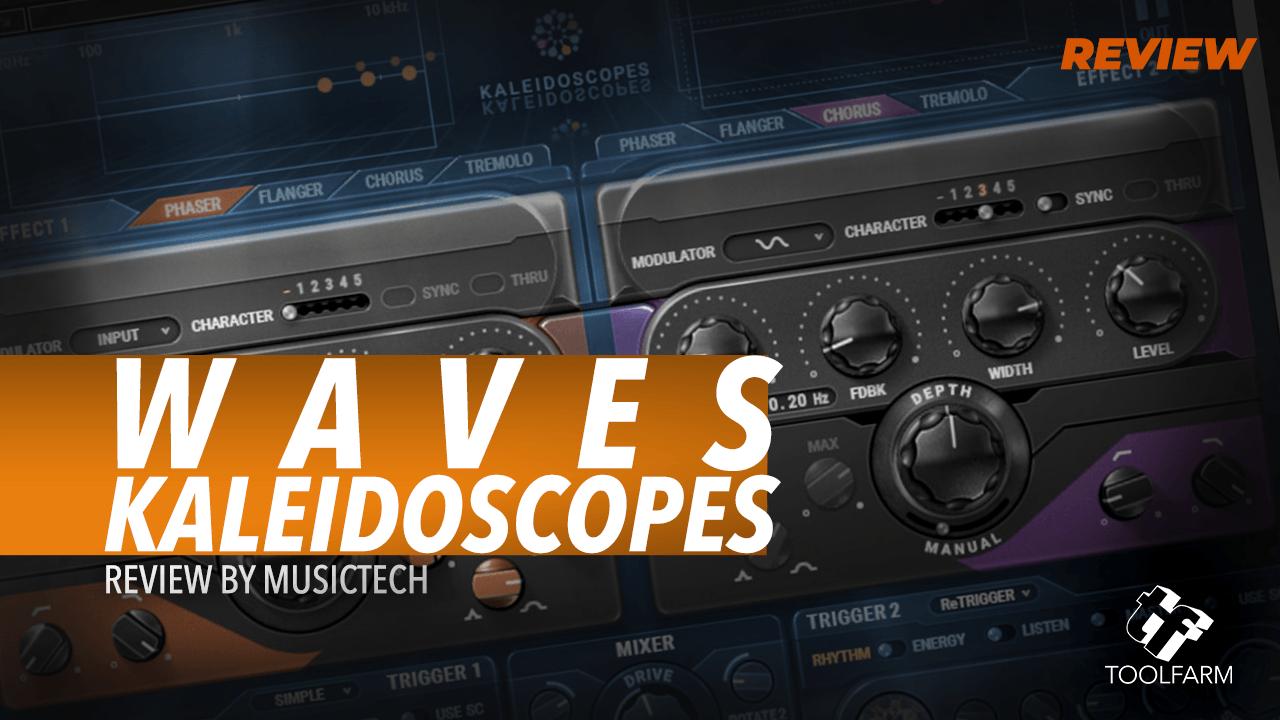 Review: Waves Kaleidoscopes