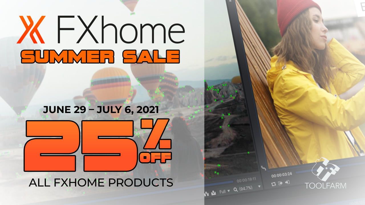 fxhome summer sale