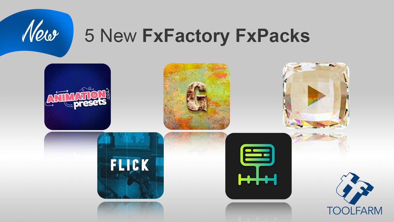 5 new fxf