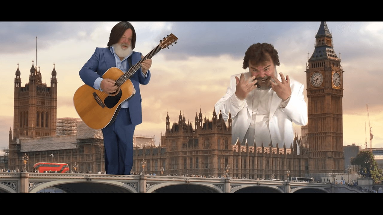 Midweek Motivations: Tenacious D - You Never Give Me Your Money / The End