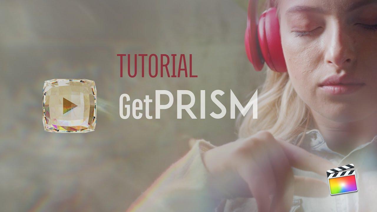 polaric getprism tutorial