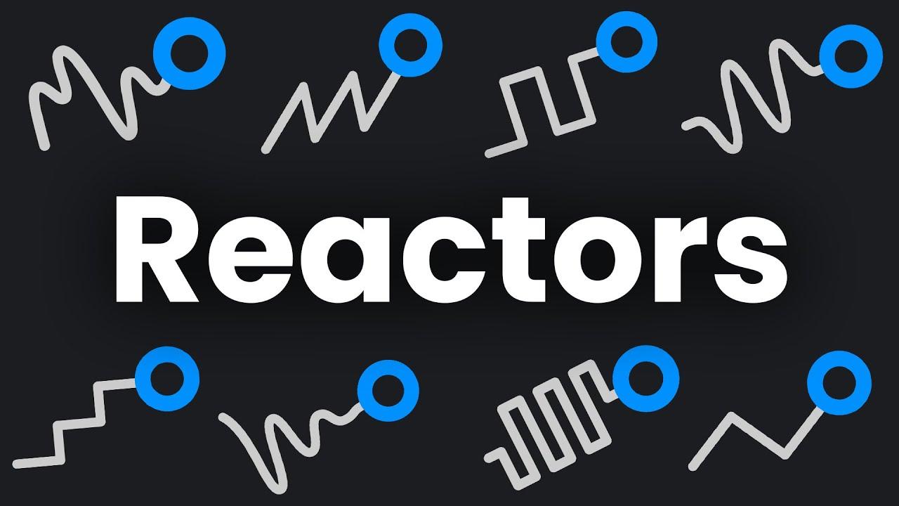 freqreact reactors tutorial