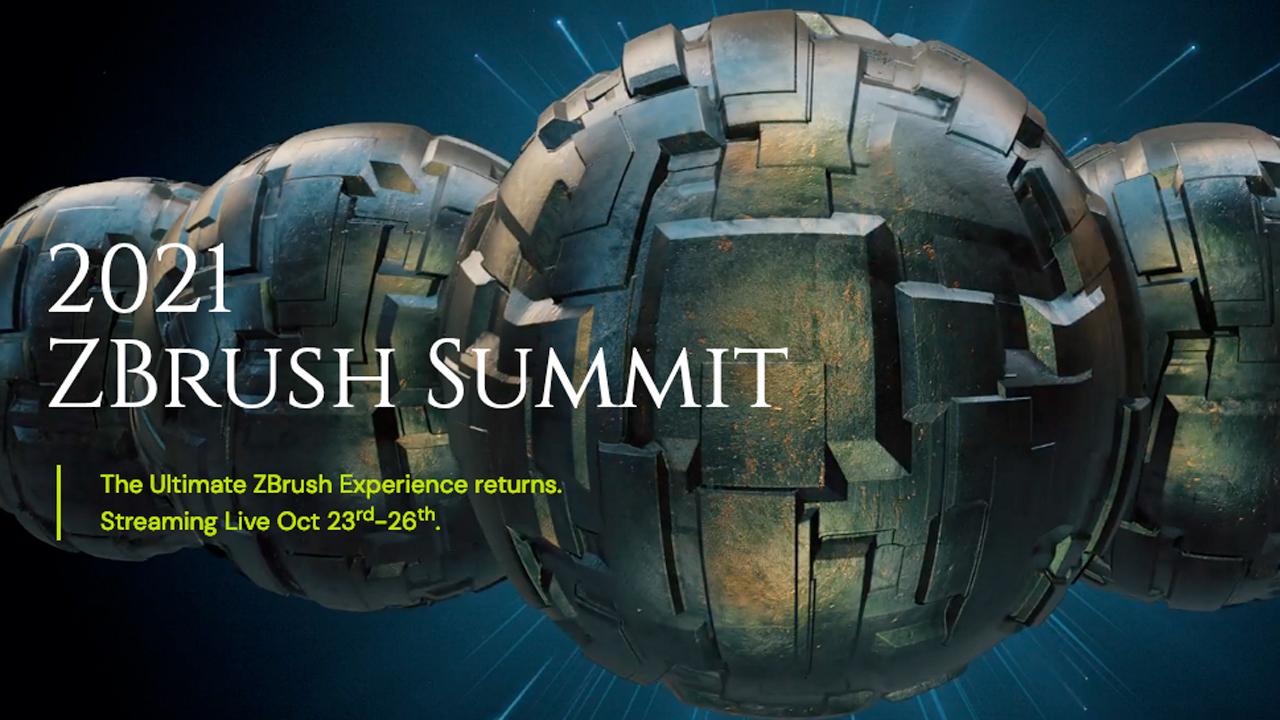 zbrush summit 2021