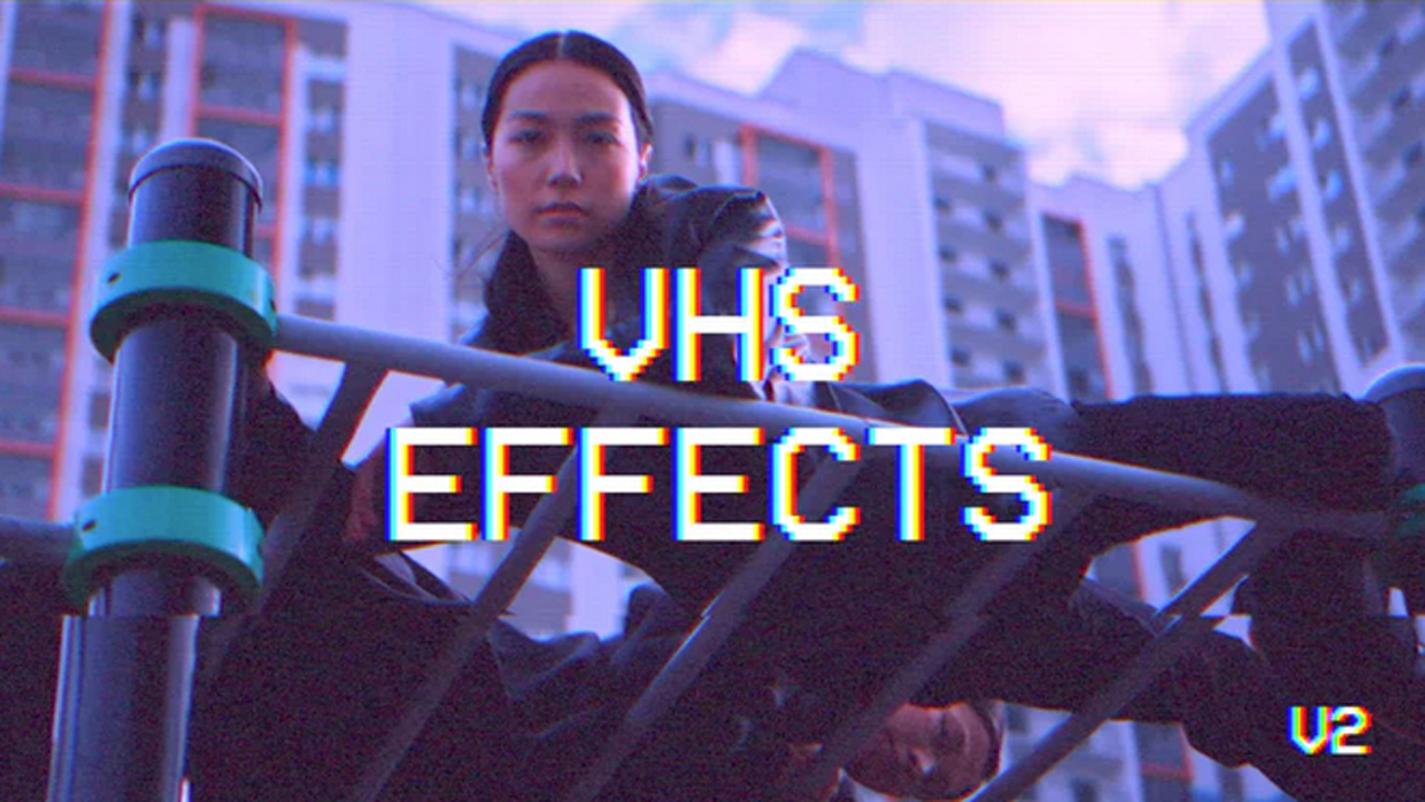 vhs effect 2 for fcp