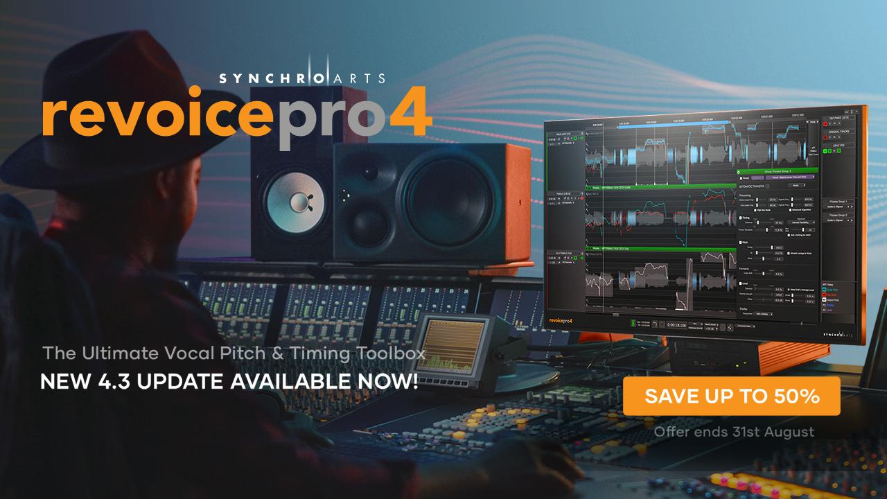 revoice pro 4.3 update/sale