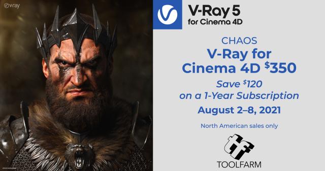 v-ray for cinema 4d sale ending