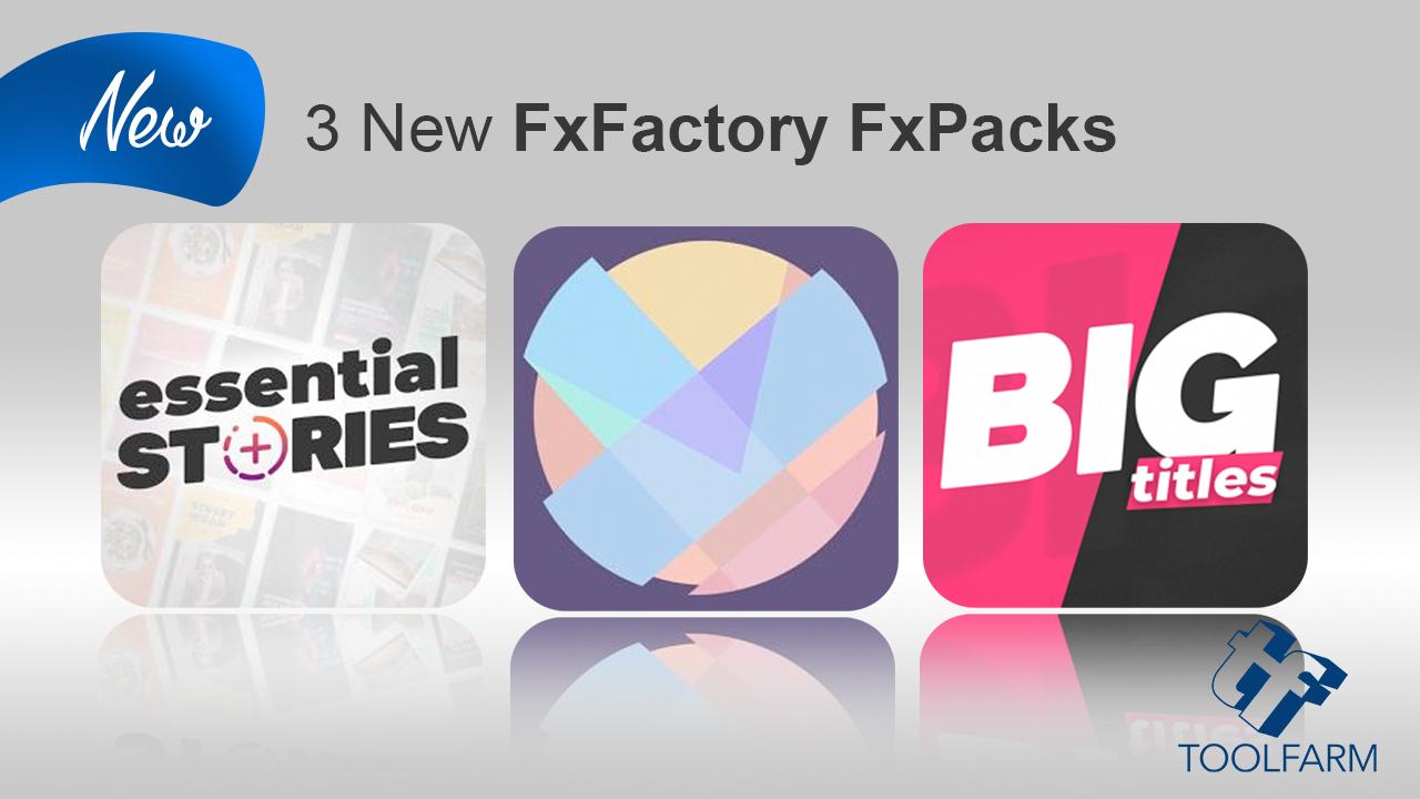 fxfactory new packs