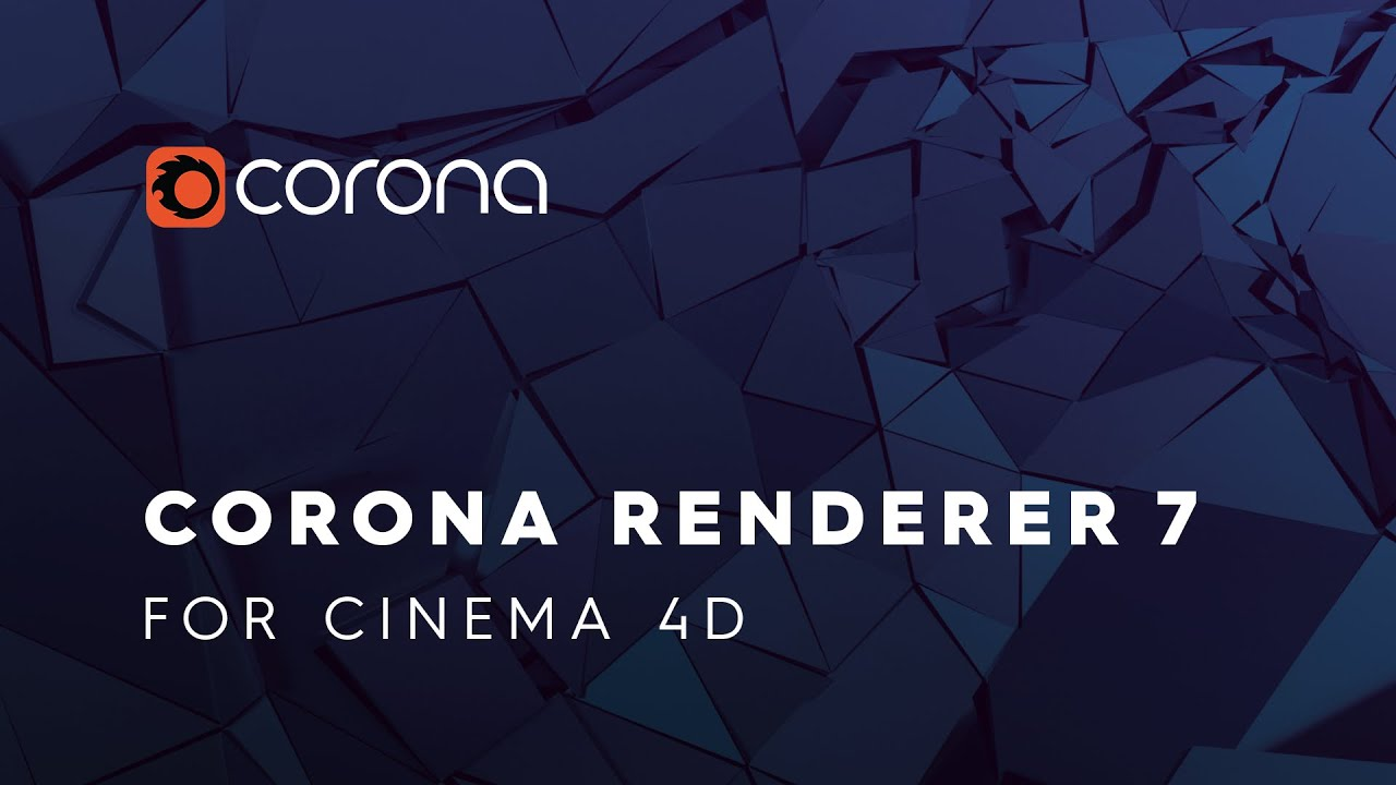 New: Corona Renderer 7 for Cinema 4D Now Available