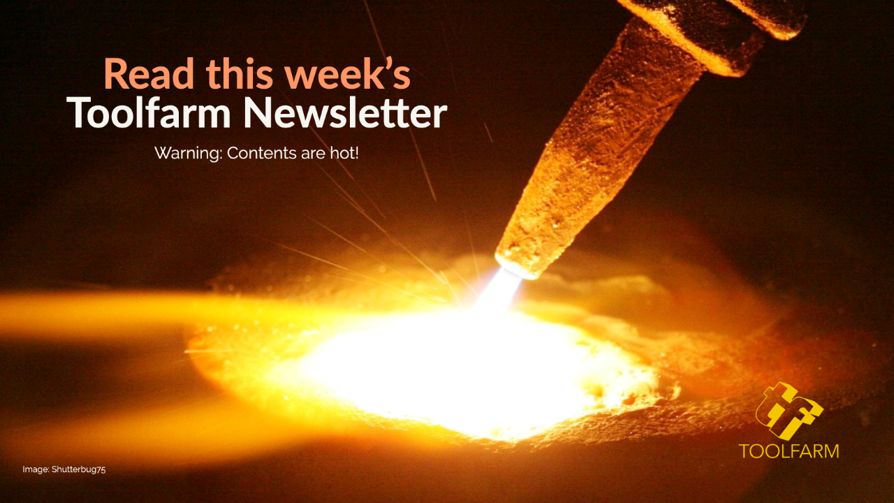 Be In The Know! Read Toolfarm's Most Recent Newsletter