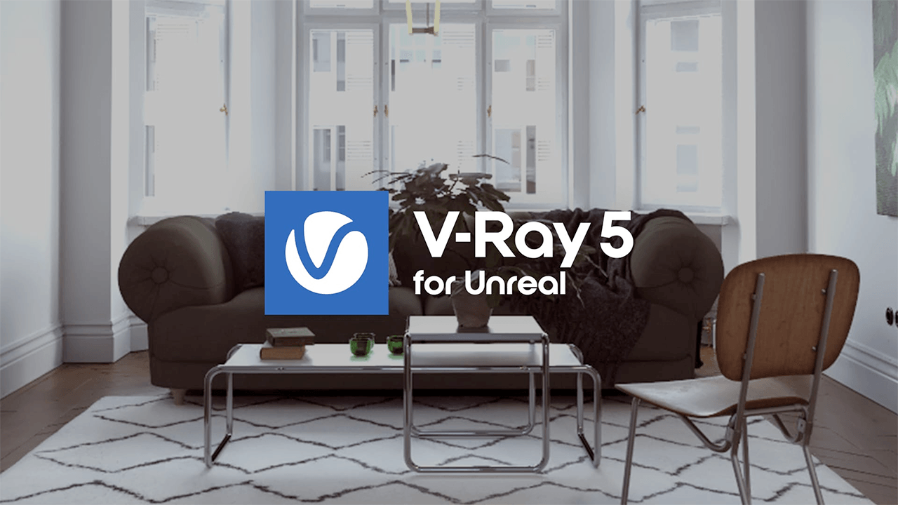 With V-Ray 5 for Unreal, it's never been faster or easier to take your V-Ray scenes into Unreal's real-time engine.