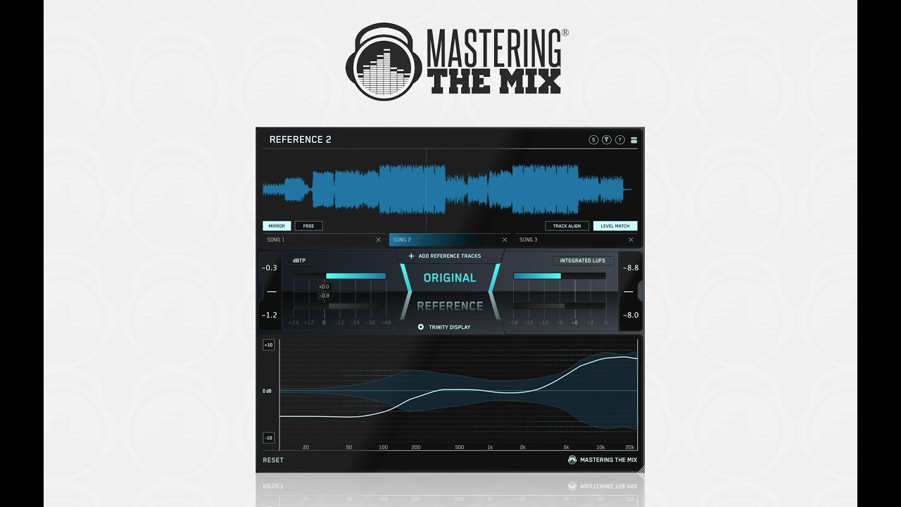 masteringmix reference tutorial
