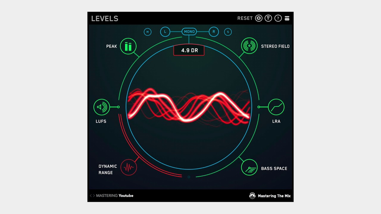 mastering the mix levels tutorial