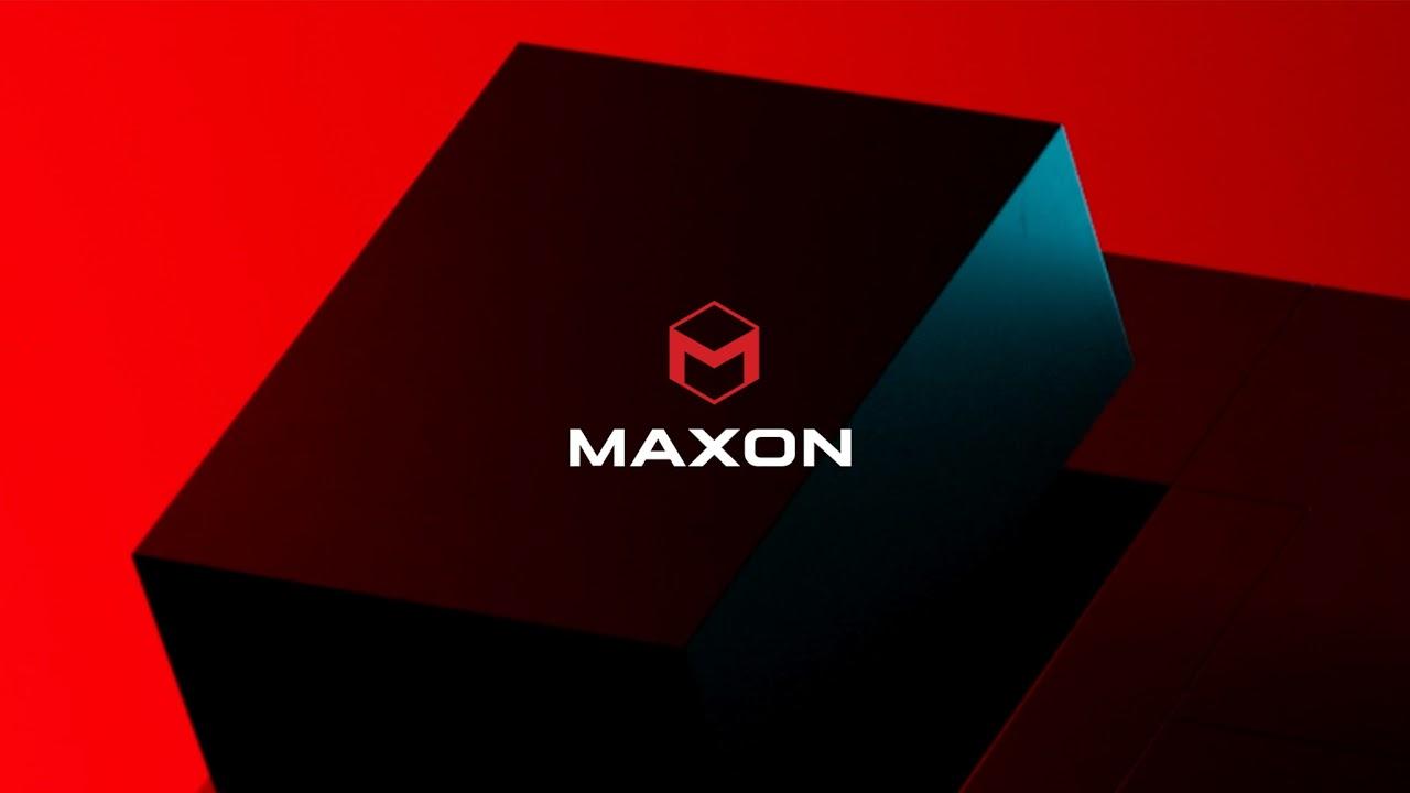 maxon 3d & Design show October 13