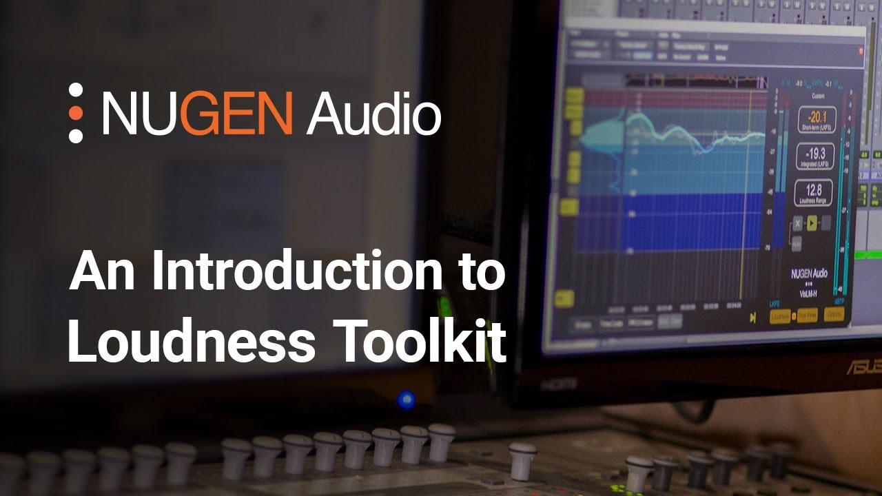 loudness toolkit tutorial
