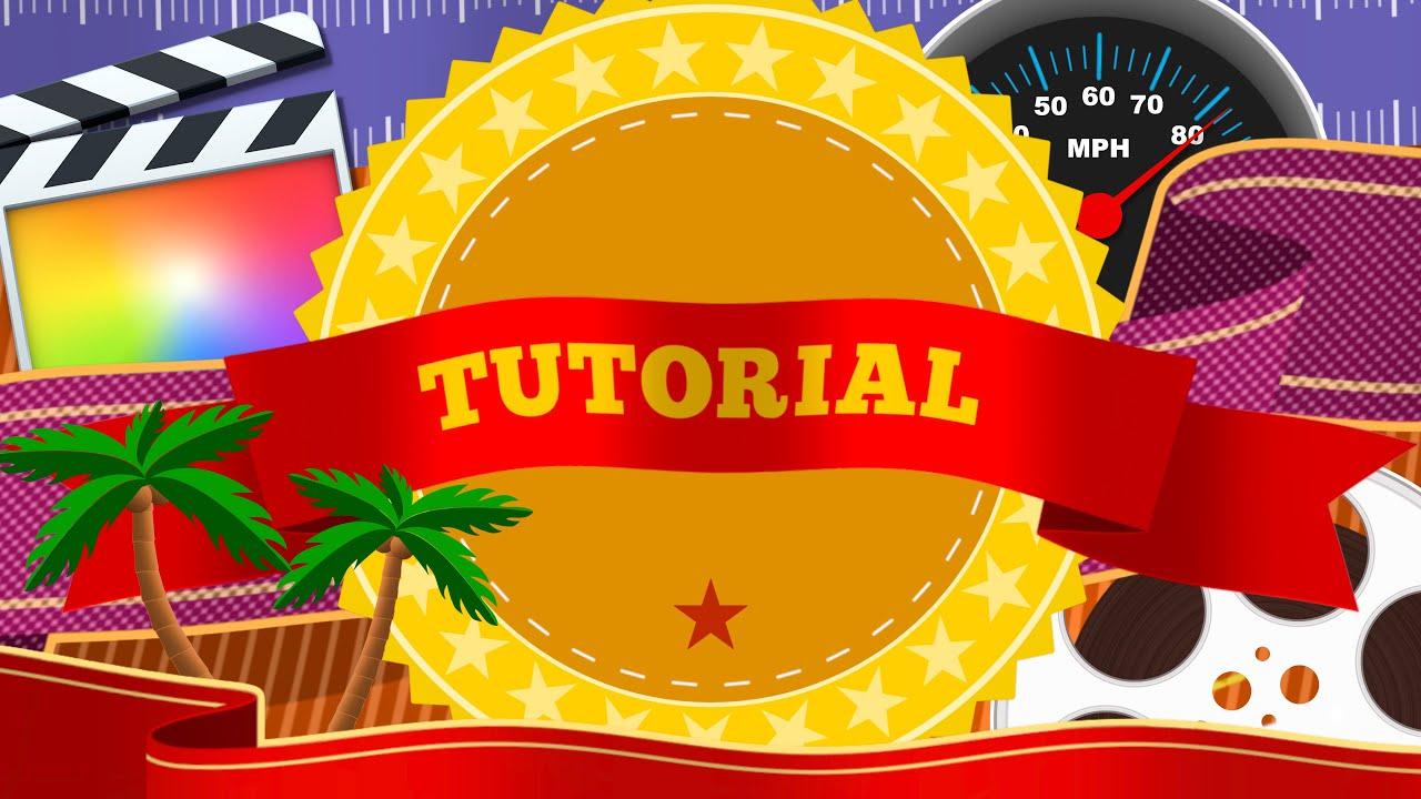 bretfx banner titles+ tutorial